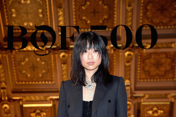 Margaret Zhang The Business of Fashion Celebrates the #BoF500 at L'Hotel de Ville - Red Carpet Arrivals