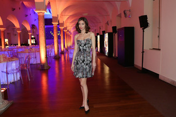 Margareth Made Elisa Sednaoui Foundation and Yoox Net a Porter Event in Milan