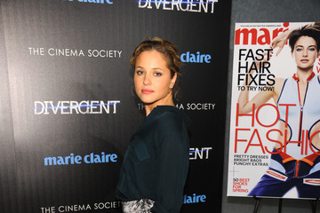 Margarita Levieva 'Divergent' Screening in NYC