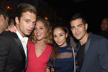 Margarita Levieva Charlotte Ronson Spring / Summer 15  After Party