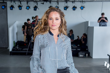 Margarita Levieva Hellessy - Front Row - September 2017 - New York Fashion Week