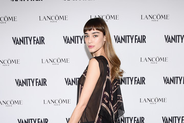 Margaux Brooke Vanity Fair And Lancome Toast To The Hollywood Issue