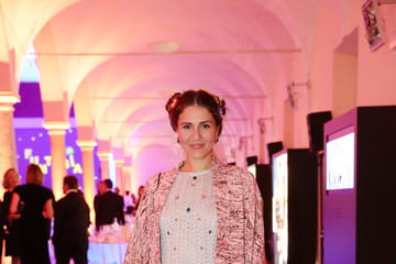 Margherita Missoni Elisa Sednaoui Foundation and Yoox Net a Porter Event in Milan