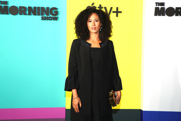"Margot Bingham Apple TV+'s ""The Morning Show"" World Premiere"