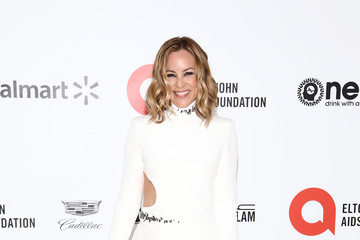 Maria Bello IMDb LIVE Presented By M&M'S At The Elton John AIDS Foundation Academy Awards Viewing Party