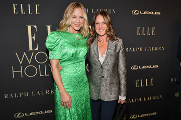 Maria Bello ELLE's 26th Annual Women In Hollywood Celebration Presented By Ralph Lauren And Lexus - Arrivals