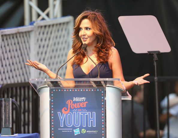Maria Canals-Barrera - Variety's Power Of Youth Presented By Hasbro And GenerationOn - Inside