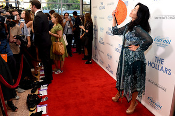 Maria Conchita Alonso Premiere of Sony Pictures Classics' 'The Hollars' - Red Carpet