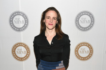 Maria Dizzia Harold & Mimi Steinberg Charitable Trust Hosts 2016 Steinberg Playwright Awards Honoring Sarah Ruhl - Arrivals & Cocktails