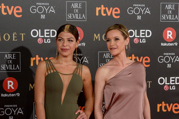 Maria Esteve Goya Cinema Awards 2018 - Red Carpet
