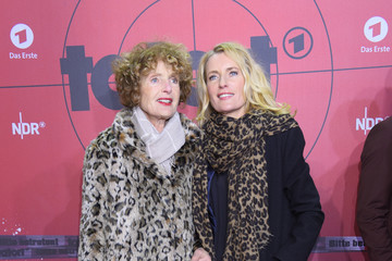 Maria Furtwaengler 'Tatort' Celebrates 1000 Episodes - Red Carpet In Hamburg