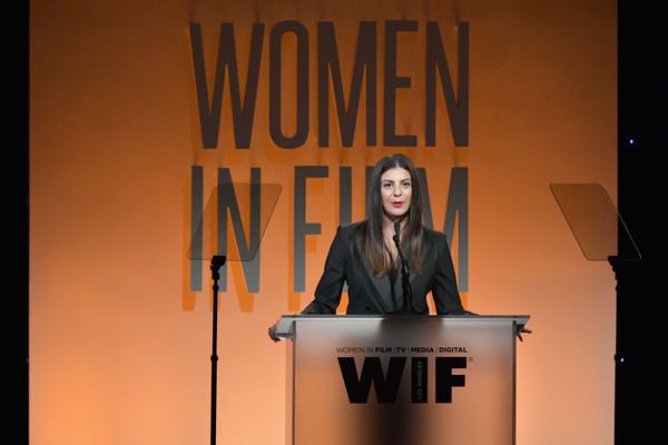 2019 Women In Film Annual Gala Presented By Max Mara With Additional Support From Partners Delta Air Lines And Lexus - Show