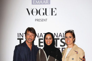 Maria Grazia Chiuri Vogue Fashion Dubai Experience Showcase