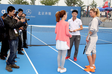 Maria Kirilenko 2013 China Open - Day One
