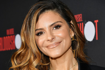 """Maria Menounos Premiere Of Sony Pictures' """"Bloodshot"""" - Red Carpet"""