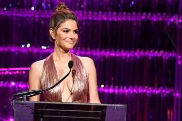 Maria Menounos Gabrielle's Angel Foundation's Angel Ball 2017 - Inside