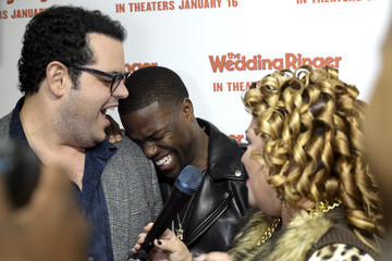 Maria Salas 'The Wedding Ringer' Screening in Miami