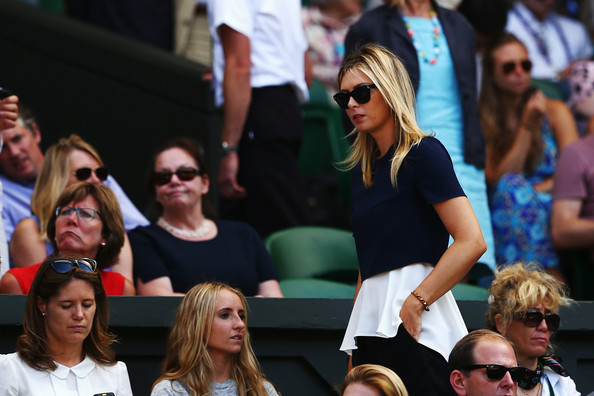 Maria Sharapova - Day Eleven: The Championships - Wimbledon 2014