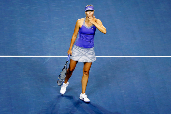 Maria Sharapova - Toray Pan Pacific Open - Day 3