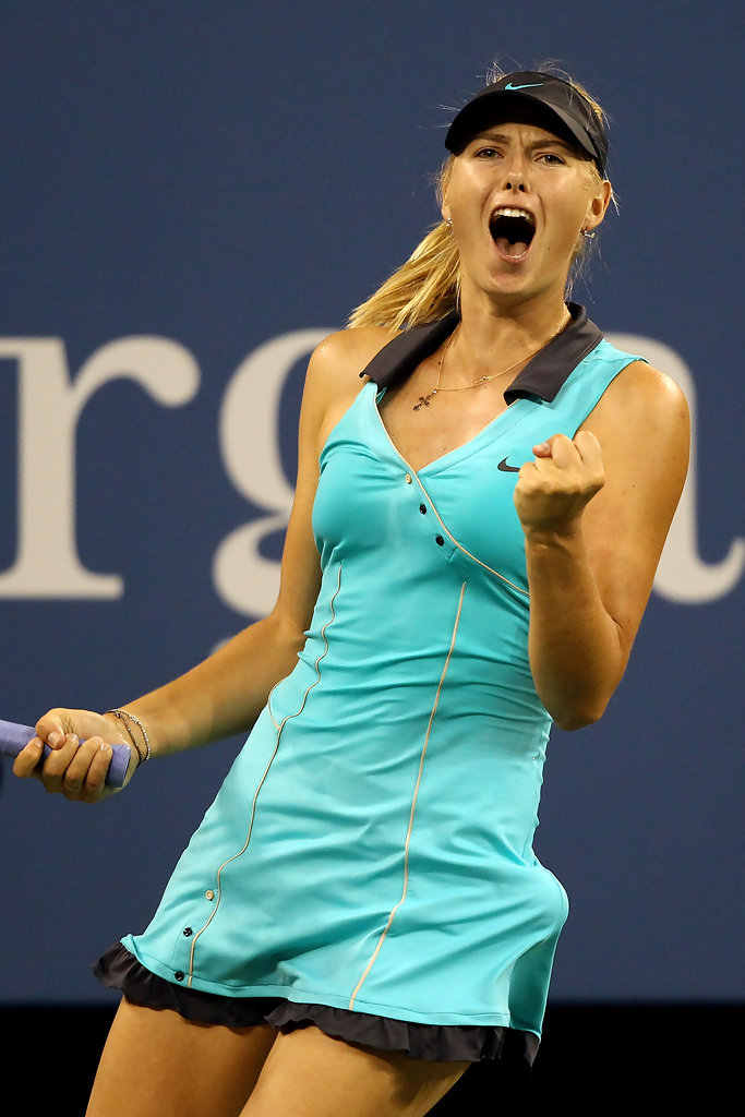 Maria Sharapova - U.S. Open