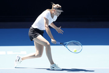 Maria Sharapova 2020 Australian Open: Previews