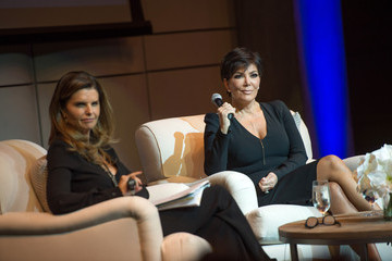 Maria Shriver Architects of Change: Maria Shriver and Kris Jenner