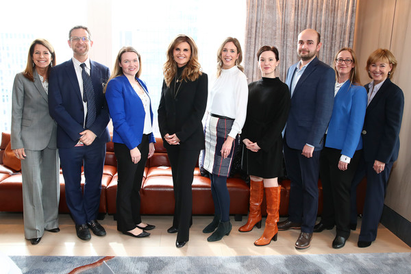 Maria Shriver And The Women's Alzheimer's Movement Announce The Recipients Of The 2019 Research Grants