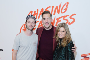 Maria Shriver Lewis Howes Documentary Live Premiere: Chasing Greatness