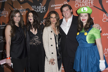 Maria Shriver Hilarity for Charity's 5th Annual Los Angeles Variety Show: Seth Rogen's Halloween