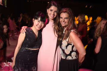 Maria Shriver Elyse Walker Presents The 10th Anniversary Pink Party Hosted By Jennifer Garner And Rachel Zoe - Inside