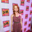Maria Thayer The 24 Hour Musicals: Los Angeles