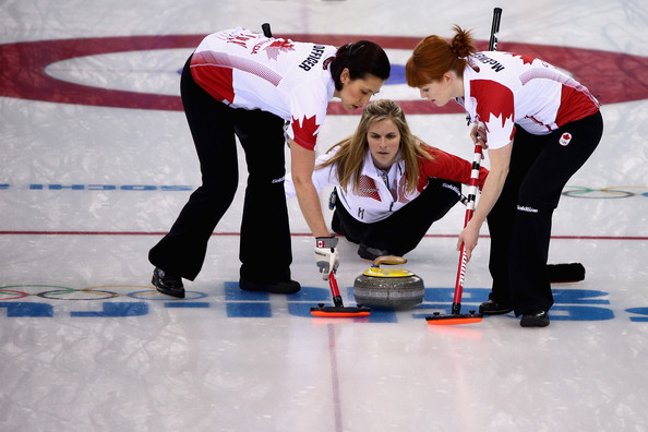 Winter Olympics: Curling