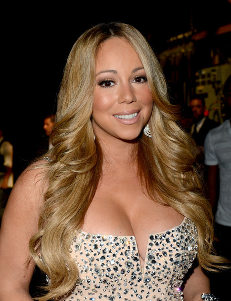 Mariah Carey - 2012 BET Awards - Roaming Inside And Backstage