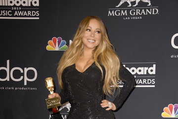 Mariah Carey 2019 Billboard Music Awards - Press Room