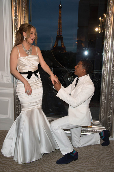 Mariah Carey - Mariah Carey And Nick Cannon Vows Renewal Ceremony - Photocall
