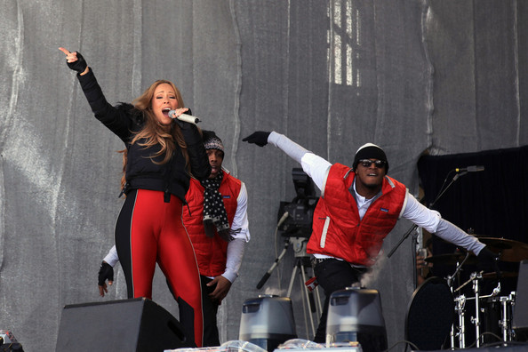 Mariah Carey - Mariah Carey Performs At The Top Of The Mountain Concert In Ischgl