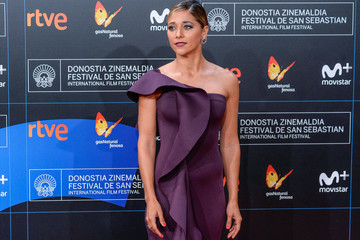Mariam Hernandez Red Carpet - 'Closure' Gala - 65th San Sebastian Film Festival