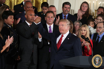 Mariano Rivera Trump Speaks on Administration's Efforts in Combatting the Opioid Epidemic