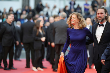 Marie Baeumer 'Burning (Beoning)' Red Carpet Arrivals - The 71st Annual Cannes Film Festival