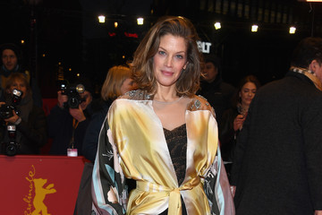 Marie Baeumer 'In the Aisles' Premiere - 68th Berlinale International Film Festival