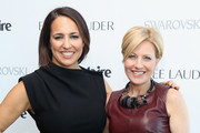 Marie Claire's Editor-in-Chief Anne Fulenwider and VP, Publisher, Marie Claire Nancy Cardone attend Marie Claire's Second-Annual New Guard Lunch at Hearst Tower on October 30, 2014 in New York City.