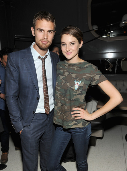 'Divergent' Afterparty in NYC