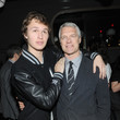 Neil Burger and Ansel Elgort Photos - 1 of 4