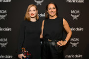 Jessica Chastain and Anne Fulenwider Photos Photo