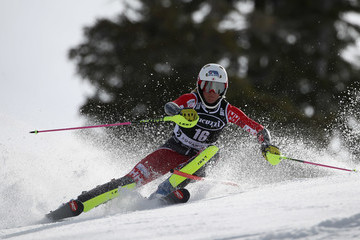 Marie-Michele Gagnon Audi FIS World Cup - Squaw - Ladies' Slalom
