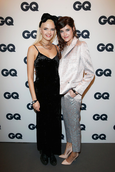Arrivals at the GQ Fashion Cocktail