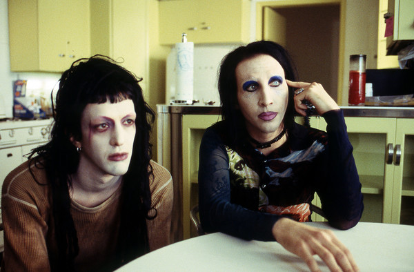 Marilyn Manson Photos Disney Abc Television Group Archive 133 Of