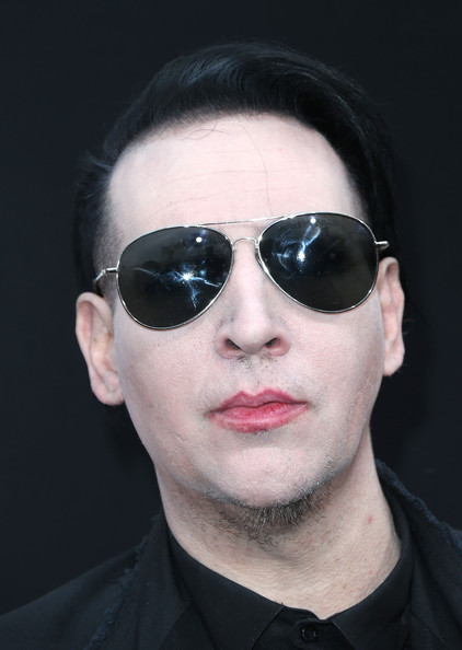 Marilyn Manson Photos Transcendence Premieres In Westwood 347
