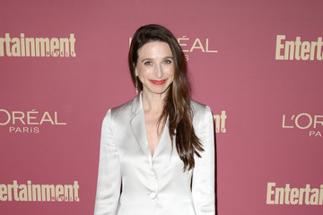 Marin Hinkle Entertainment Weekly And L'Oreal Paris Hosts The 2019 Pre-Emmy Party - Inside