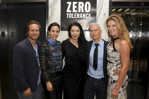 YoungArts And MoMA PS1 Host A Reception Celebrating Zero Tolerance: Miami [event,yellow,fashion,premiere,team,paul lehr,marina abramovic,director,ceo,zero tolerance,miami,moma ps1,youngarts,host a reception,reception]